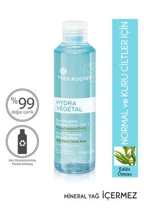 Yves Rocher Hydra Vegetal - Nemlendirici ve Ferahlatıcı Tonik Etkili Temizleme Suyu - 200 ml