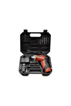 Max Extra 44 Parça Çantalı Vidalama Seti Ly508 - 480