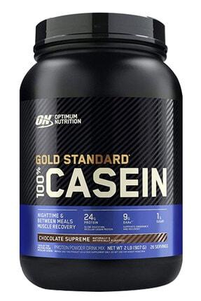 Optimum Nutrition Optimum Gold Standard Casein Protein Tozu 908 gr - Çikolata