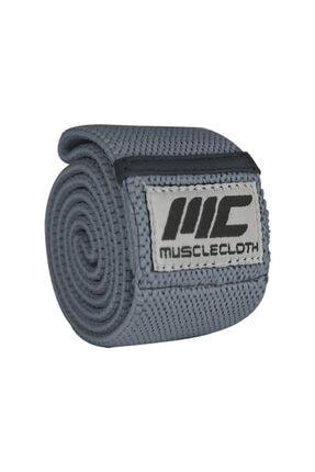 MUSCLECLOTH Active Loop Band Direnç Bandı Gri Sert - Standart