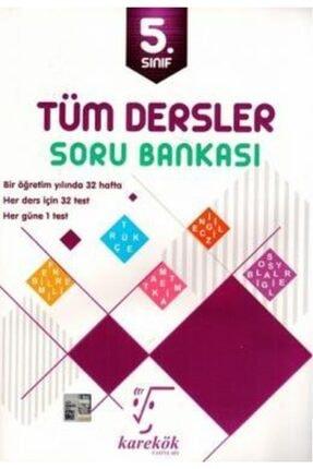 Karekök Yayınları Karekök 5 Sınıf Tüm Dersler Soru Bankası