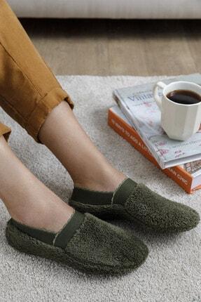 English Home New Soft Kadın Çorap Haki