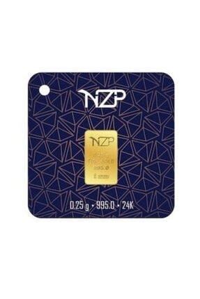 NZP Gold 0 25 gr 24 Ayar Has Altın