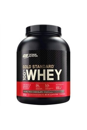 Optimum Nutrition Standard Whey Protein Tozu 2273 gr - Çikolata Aromalı