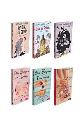 Olimpos Yayınları Olimpos Miraç Çağrı Aktaş Seti 6 Kitap