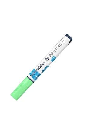SCHNEIDER Paint-it 4 Mm Açık Yeşil Marker Kalem 320 - 120224