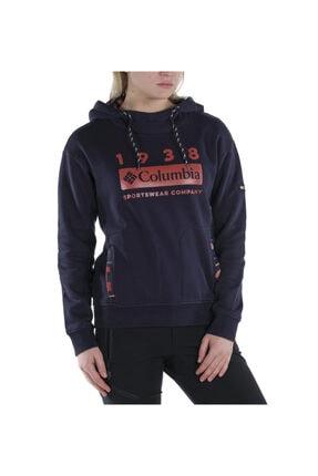 Columbia W Lodge Hoodie Kadın Sweatshirt