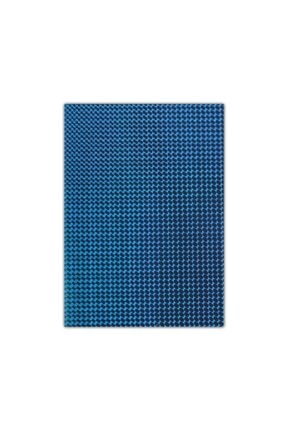 Bigpoint Metalik Renkli Karton 50x70cm Mavi 10'lu Poşet