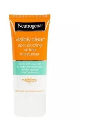 Neutrogena Visibly Clear Yağsız Yüz Nemlendirici 50 ml