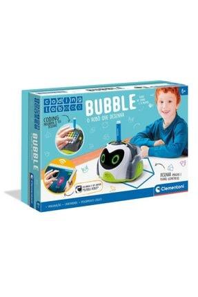 CLEMENTONI Tasarım Robotu Bubble Coding Lab. Lisanslı Ürün 75052