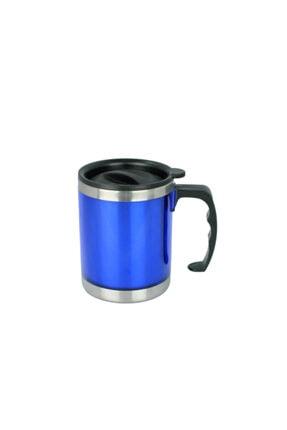 Cooker Paslanmaz Çelik Kupa Termos Yk1050 Mavi