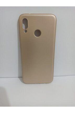 Penguen Huawei P20 Lite Sarı Silikon Kılıf