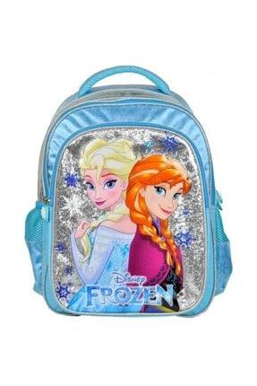 Frozen Kız Çocuk Mavi Okul Çantası