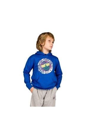 ROLY POLY Çocuk Fenerbahçe Kapüşonlu Sweatshirt
