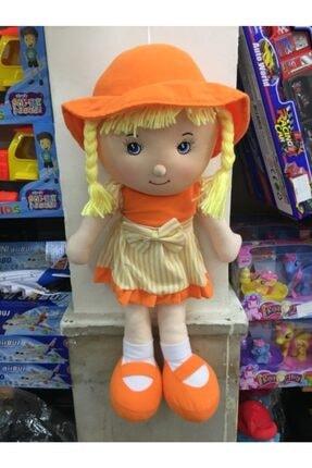 Karsan Oyuncak Şapkalı Bez Bebek 60 cm