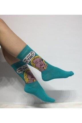 ADEL ÇORAP Unisex Kolej Çorap