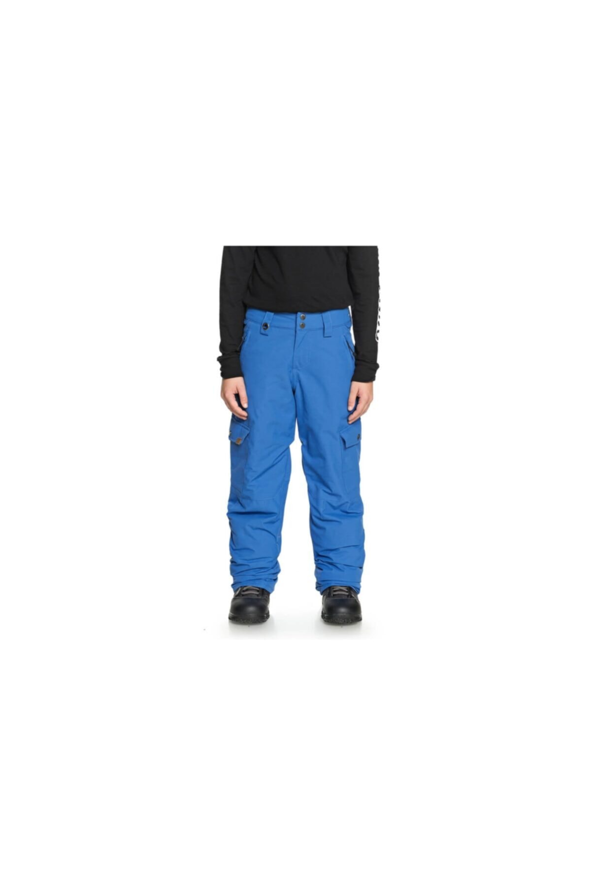 Quiksilver Çocuk  Mavi Porter Youth Kayak/snowboard Pantolonu 1