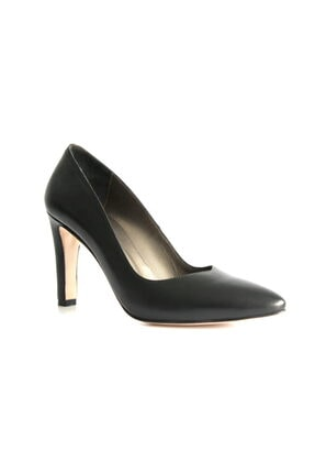 Beta Shoes Kadın Siyah Ayakkabı