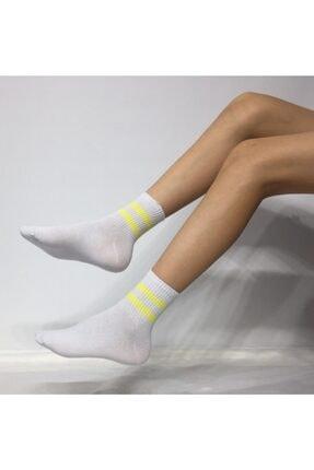 ADEL ÇORAP Unisex Penye Kolej Çorabı