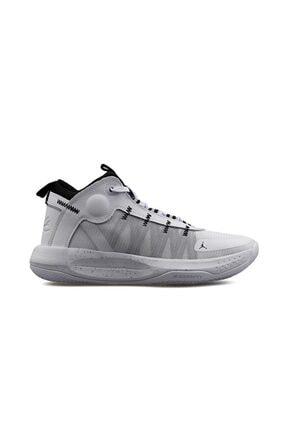 Nike Unisex Beyaz Basketbol Ayakkabısı