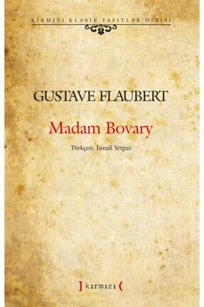 Kırmızı Yayınları Madam Bovary - Gustave Flaubert (sert Kapak)