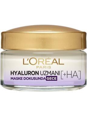 L'Oreal Paris L'oréal Paris Hyaluron Uzmanı Cilt Dolgunlaştıran Nemlendirici Krem Gece