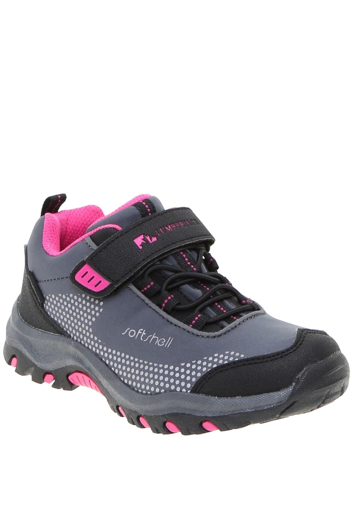 lumberjack Gri Unisex Çocuk Outdoor Ayakkabısı - AS00056230 2
