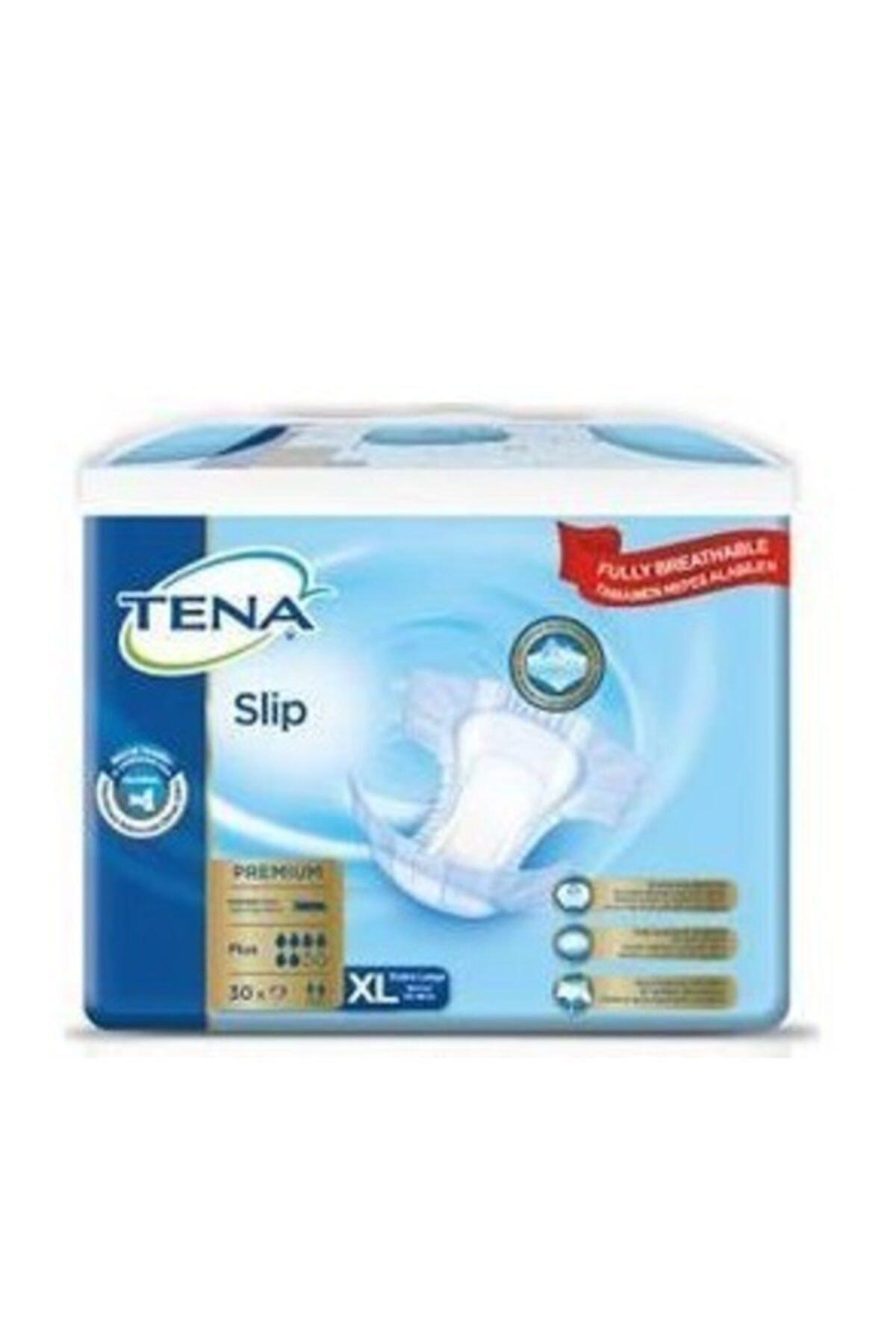 TENA Slip Premium Plus Hasta Bezi 30'u - Xlarge 1