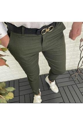 Eddy Magıc Erkek Yeşil Spor Pantolon