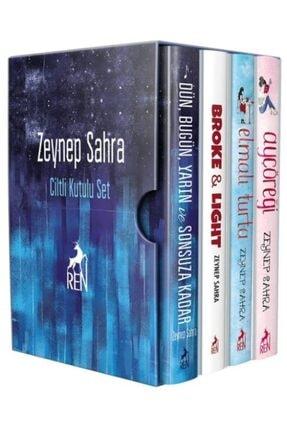 Ren Kitap Zeynep Sahra Seti 4 Kitap Takım