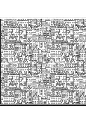 Grown Popart Duvar Kağıtları 5,22 M2