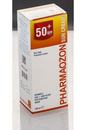 PHARMAOZON Güneş Kremi 100 ml
