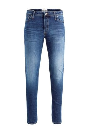 Jack & Jones Kadın Mavi Kot Pantolon 814