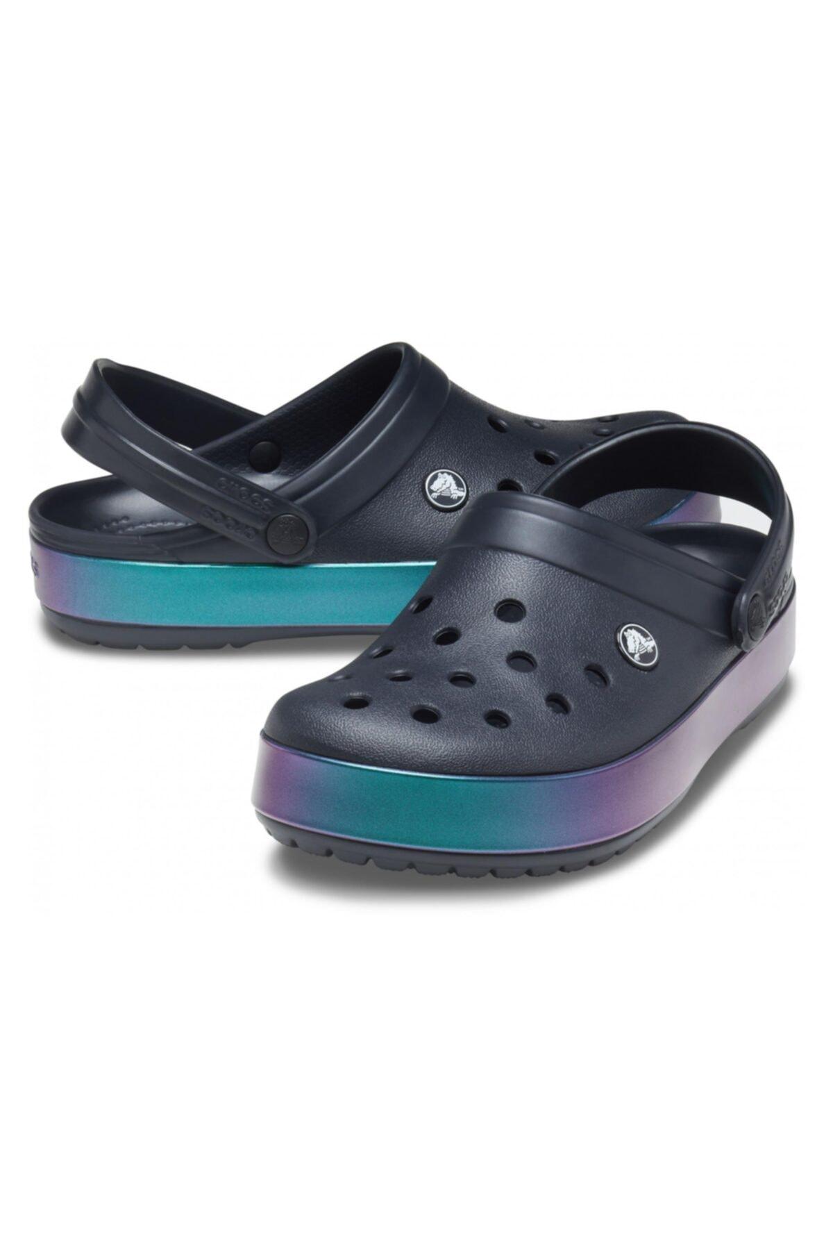 Crocs Irıdescent Band Spor Terlik Sandalet 2