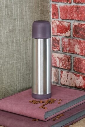 Cooker 750 Ml Çelik Termos Bebek Termosu Çay Termosu Su Termosu Paslanmaz Çelik Termos Kahve Termosu Cooker