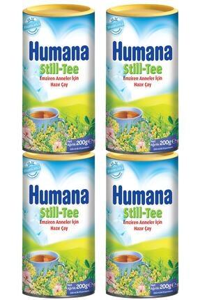 Humana Still-tee Emziren Anne Içeceği 200 Gr X 4 Adet