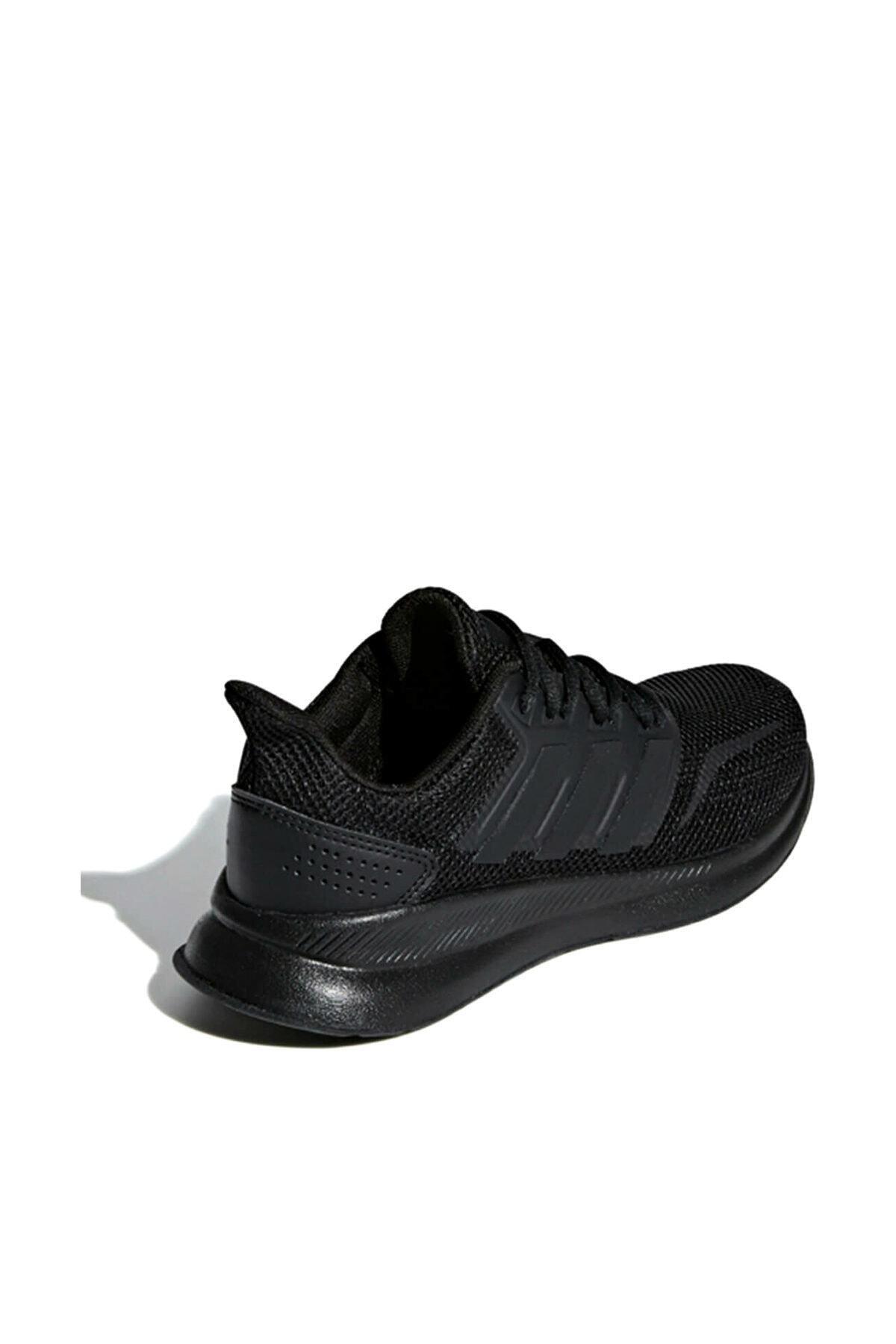adidas Runfalcon K Siyah Unisex Koşu Ayakkabısı 2