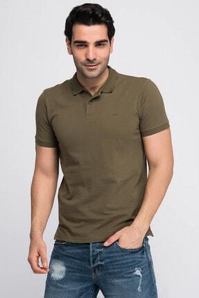 Jack & Jones JJEBASIC POLO SS NOOS Yeşil Erkek Kısa Kol T-Shirt 101069444