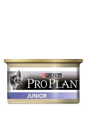 Purina Pro Plan Pro Plan Tavuk Etli Yavru Kedi Konserve Maması 85 Gr - 6 Al 5 Öde