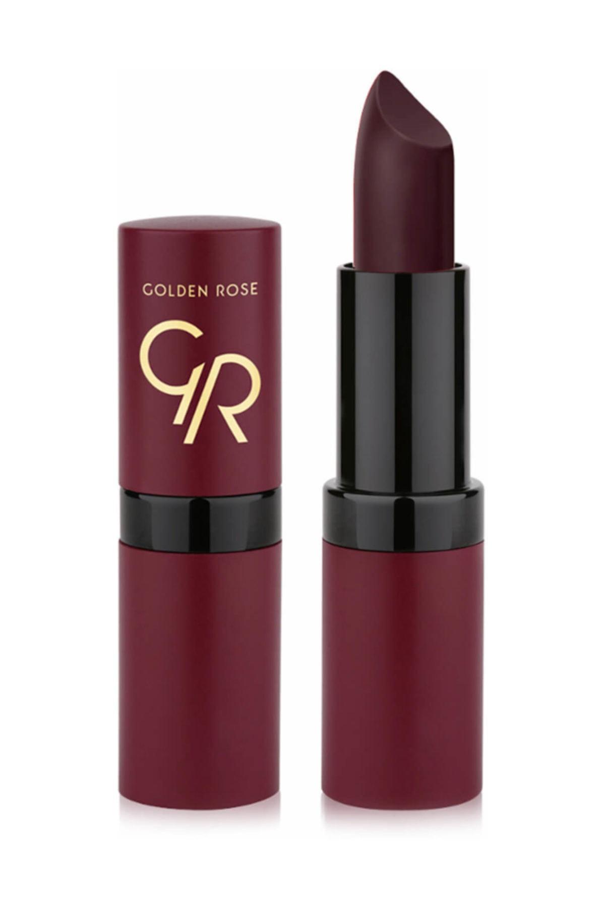 Golden Rose Mat Ruj - Velvet Matte Lipstick No: 29 8691190466299 1
