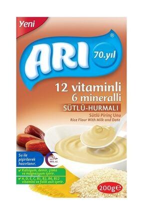 ARI Pirinç Unu 200 Gr Sütlü-hurmalı