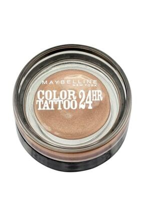 Maybelline New York Göz Farı - Color Tattoo 35 On and On Bronze 3600530777594