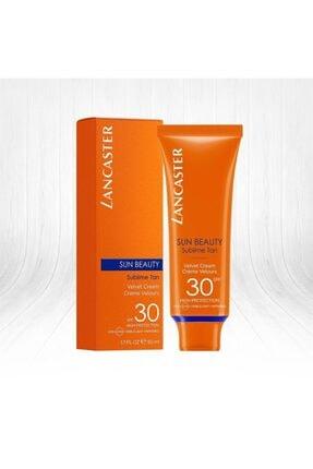 Lancaster Sun Beauty-velvet Cream Spf30 50 Ml