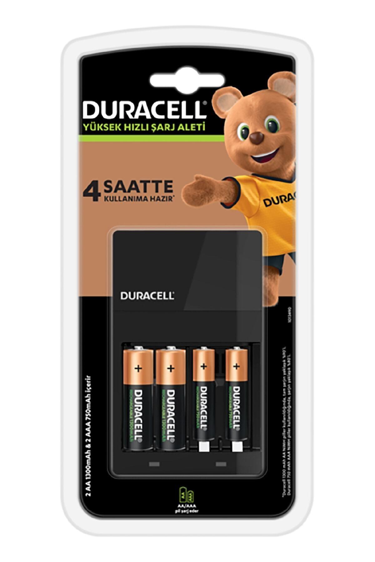 Duracell Cef 14 Pilli Şarj Cihazı 1
