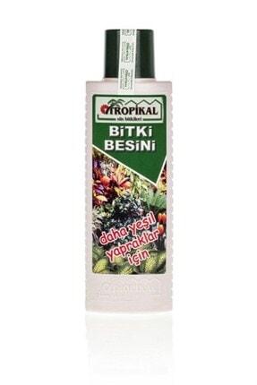 TROPİKAL Yeşil Bitkiler için vitamin (225ml)- Yeşil yapraklı bitkilere özel bitki besini