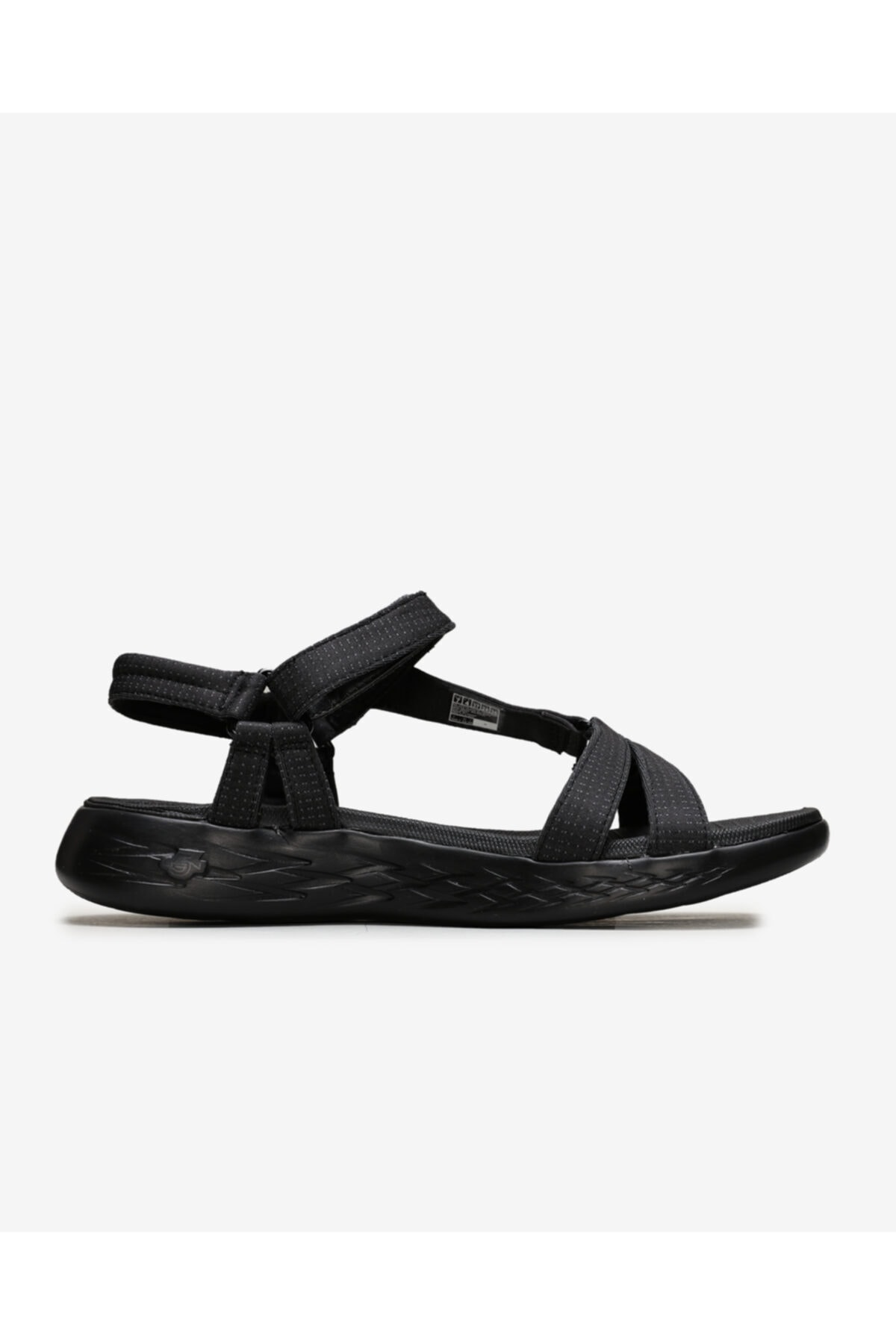 SKECHERS On-the-go 600 - Brilliancy Kadın Siyah Sandalet 15316 Bbk 2