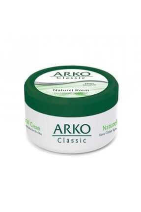 ARKO Natural Krem 150 ml Klasik Bakım