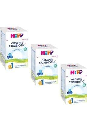 Hipp Organik Combiotic Bebek Sütü 1 Numara 800 gr x 3 Adet