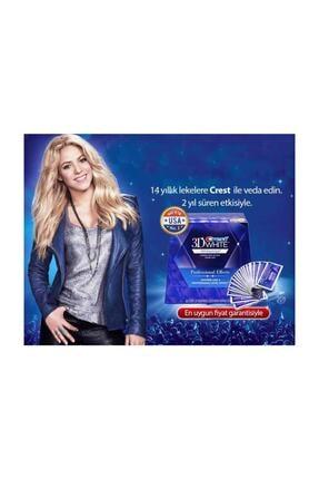 CREST 3D White Professional Effects Diş Beyazlatma Bantları (8 Bant)