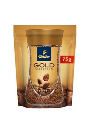 Tchibo Gold Selection Çözünebilir Kahve Ekonomik Paket 75 gr